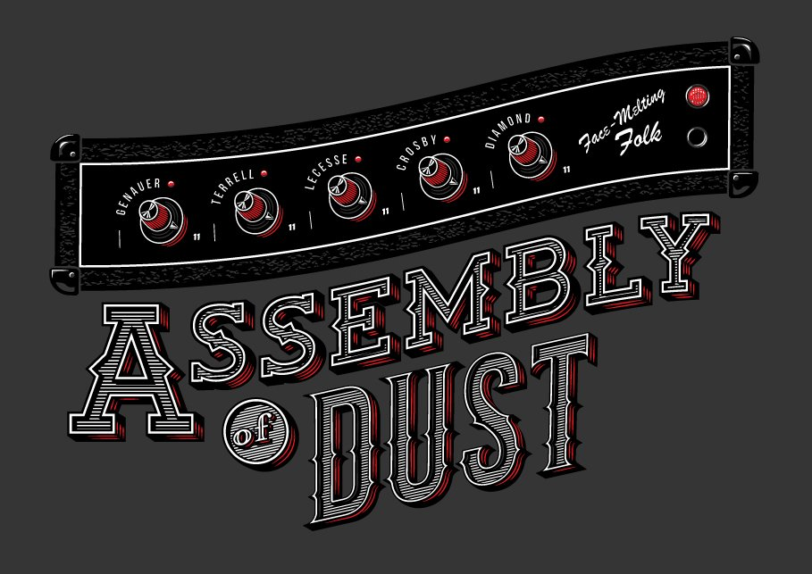 ASSEMBLY OF DUST T-SHIRT