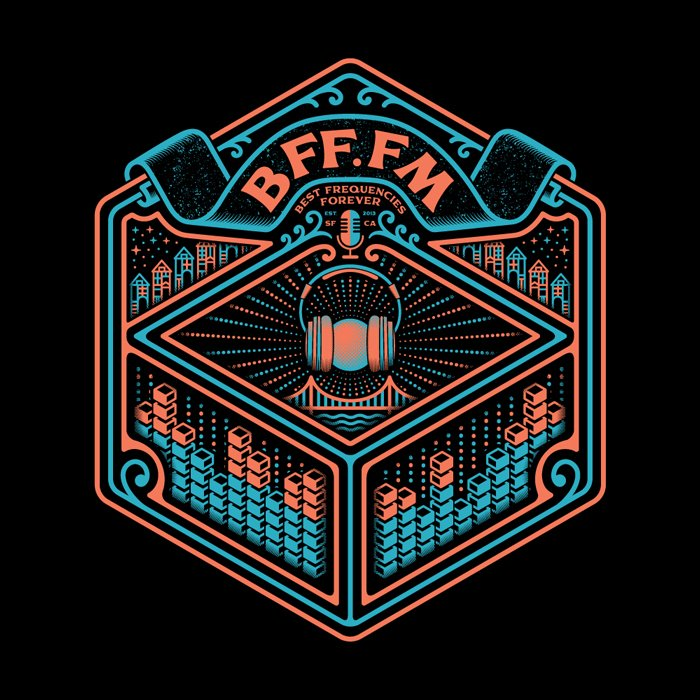 BFF.FM T-SHIRT