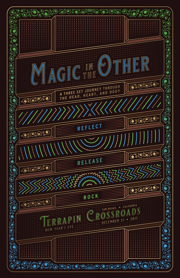MAGIC IN THE OTHER NYE