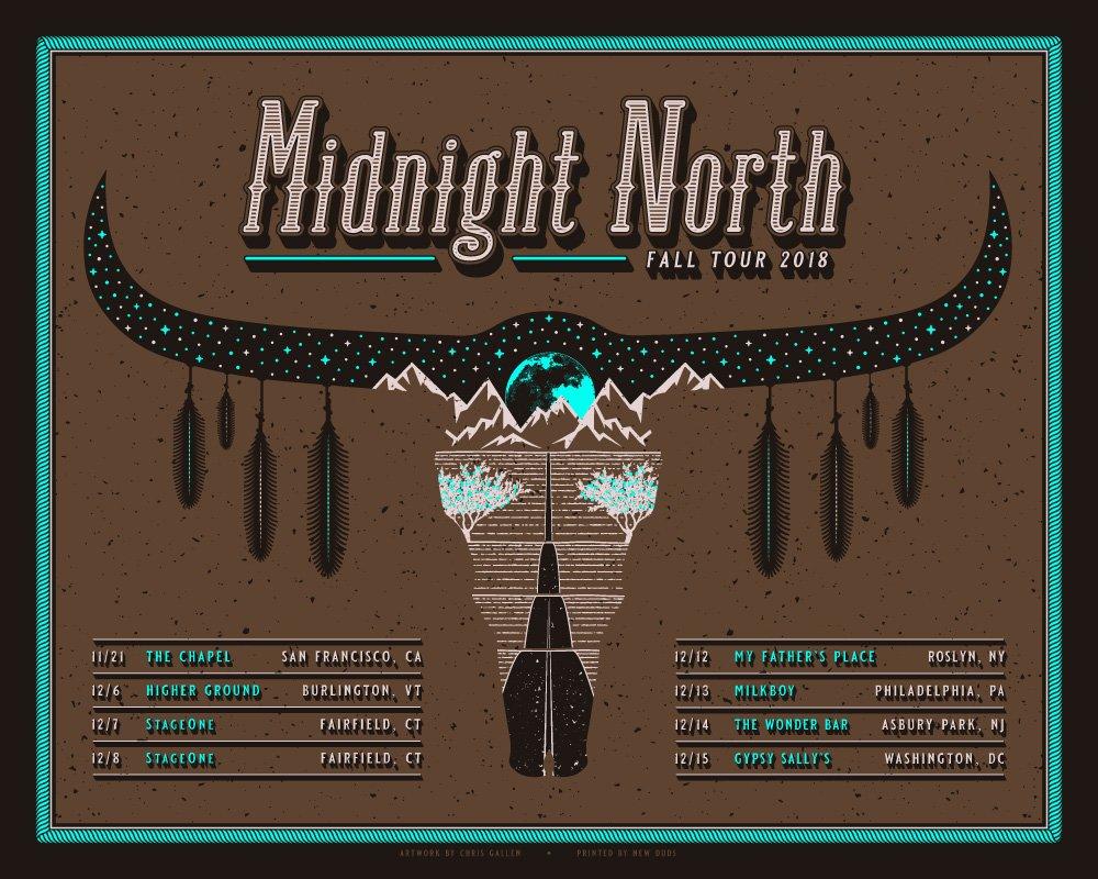 MIDNIGHT NORTH FALL 2018