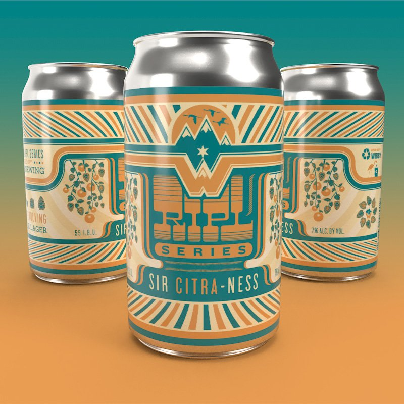 WIBBY BREWING RIPL CAN DESIGN