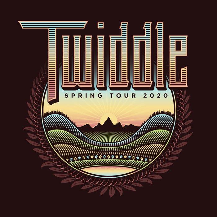 TWIDDLE 2020 SPRING TOUR